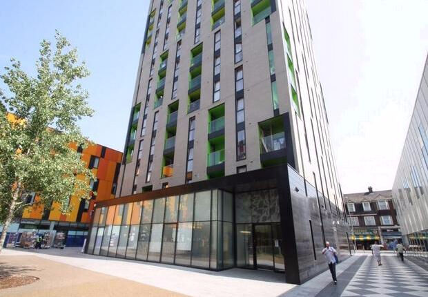1 bedroom flat in THE LEMONADE BUILDING, 3 Arboretum Place, Barking, IG11