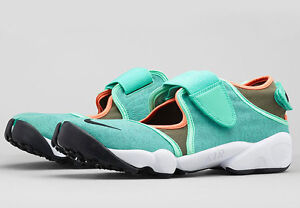 Nike Air Rift - Crystal Mint - Bright Citrus For Sale Cambridge Kitchener Area image 4