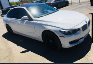 BMW 320i 2013 awd traction intégrale