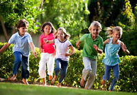 The Fit, Focused and Happy Program for Kids