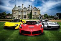 """The Beaulieu Supercar Weekend in the United Kingdom"""