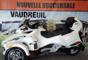 2012 Can-Am SPYDER RT LTD