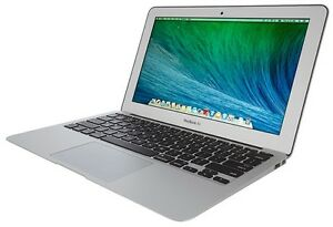 "New / Open Box Macbook Air 11"" i5 4GB 128GB Wifi AC BT"