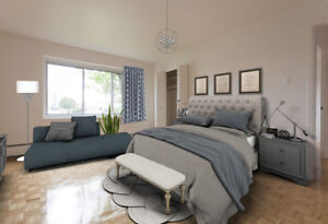 Beautiful 2 large bedroom apartment for sub-lease