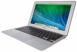 MACBOOK AIR 11  i5 1.4 Ghz 4 GB 128GB 24 battery cycles, OFFICE PRO 2016FINAL CUT PRO XLOGIC PRO Xand More
