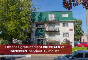 4 1/2 à louer au 2281 rue Joliette, Longueuil