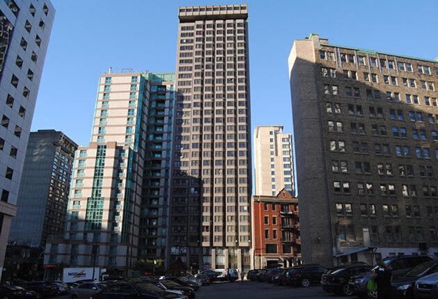 1 1/2 à louer au 2250 rue Guy, Montréal   Appartements et ...
