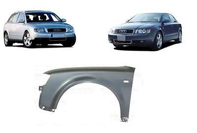 AUDI A4 2001/2004 FRONT WING PAINTED ANY COLOUR LEFT SIDE N/S