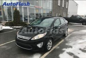 2011 Ford Fiesta SEL * Cuir/Leather* Bluetooth *