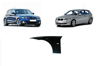 BMW 1 SERIES 2004/2011 FRONT WING PAINTED ANY COLOUR LEFT SIDE N/S