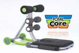 TOTAL CORE WORKOUT MACHINE
