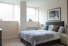 Brand New 1 Bed Flat in Dudley Birmingham - Fully Furnished + Parking + 6th Floor View