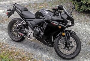 2014 CBR 500R with ABS