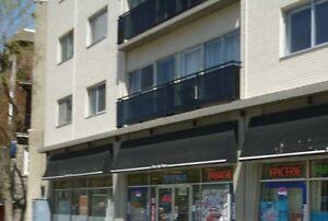 3 1/2 à louer au 1150 rue Sherbrooke Est, Montréal