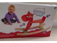 BNIB Rocking Horse - Baby, Toddler, Child Toy