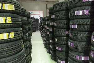 Sale Brand New Tires starts 70$ Free Installation!!!