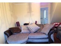 Excellent 4 seater sofa
