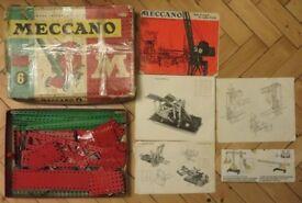 Fantastic! - Vintage - Meccano set number 6
