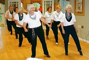 Modern Line Dancing, Partners Dance Lessons, and Dance Fitness Cambridge Kitchener Area image 2