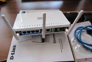 D-Link Router DIR-655