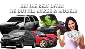 $499 for your scrap or unwanted vehicles