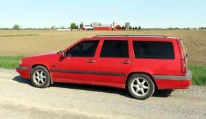 Excellent Volvo 850 GLT Wagon 1995