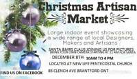 Christmas Artsian Market and Christmas Sponsorship Program