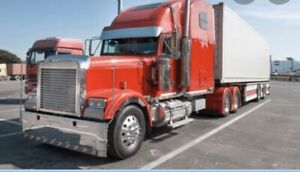 Request for job truck driver