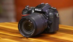 Nikon D750 24.3mp Dslr Camera Full Frame