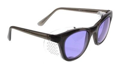Phillips 202 Didymium Glass Working Spectacles - Safety Frame with Permanent