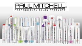 Paul Mitchell salon products