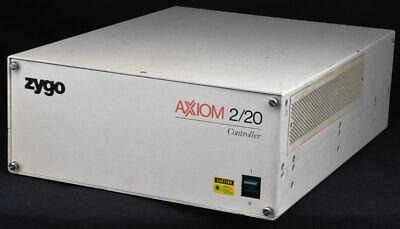 Zygo 6191-0293-04 Axiom 220 Laser Optical System Modular 3-axis Controller