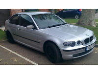BMW 320D SE TURBO DIESEL 180 BHP SWOP FOR SEAT LEON 1.8T OR GOLF AUDI SAAB WITH 1.8T ENGINE
