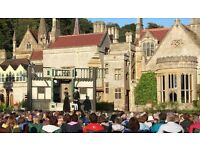 4x tickets Much ado about nothing with The Lord Chamberlain's Men
