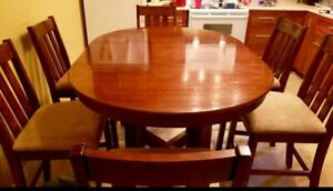 Very good condition Breakfast table set