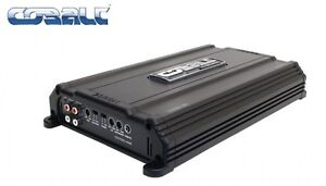 "1400 WATTS MONO AMP OR ONE 12"" DVC SUB IN BOX $150."
