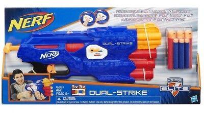 Nerf N-Strike Elite Dual Strike Blaster