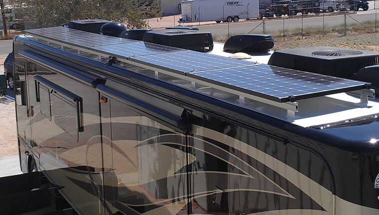 RV Solar and Inverter Systems Yuma