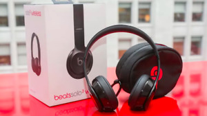 Beats Solo3 Wireless Special Edition Black Mat