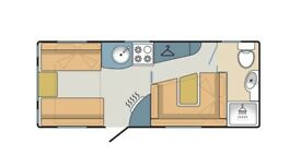2010 Swift Charisma 545, 4 berth