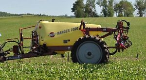 Hardi Ranger 2000 Sprayer Fully Loaded