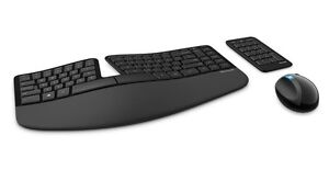 New in box Microsoft Sculpt Keyboard and Mouse set