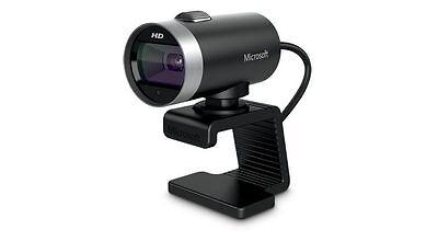 Microsoft LifeCam Cinema WebCam USB Web Camera HD 720P Video chat PC Skype Mic