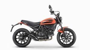 2019 Ducati Scrambler Sixty2