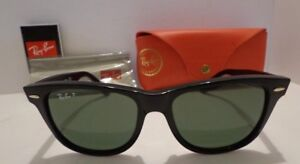 Authentic Ray-Ban Wayfarer Sunglasses RB2140 Polarized