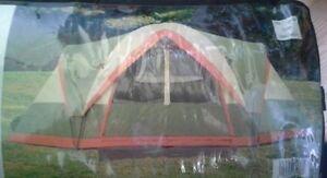 Grande tente familiale