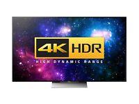 "Sony kd-55xd9305 55"" 4k ULTRA HD LED Smart 3D TV £1395 o n o"