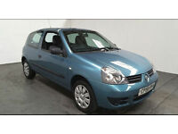 2008(58)RENAULT CLIO 1.2 MET BLUE,LOW MILES,CLEAN CAR,GREAT VALUE!