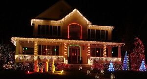 Christmas Light and Decoration Installation Free Quote Kingston Kingston Area image 1