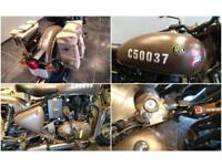ROYAL ENFIELD CLASSIC PEGASUS LIMITED EDITION ONLY 1000 BEING PRODUCED WORLDWIDE